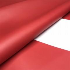 Кожа КРС, цвет ROSSO, 1.4-1.6 мм, Италия (от FENDI)