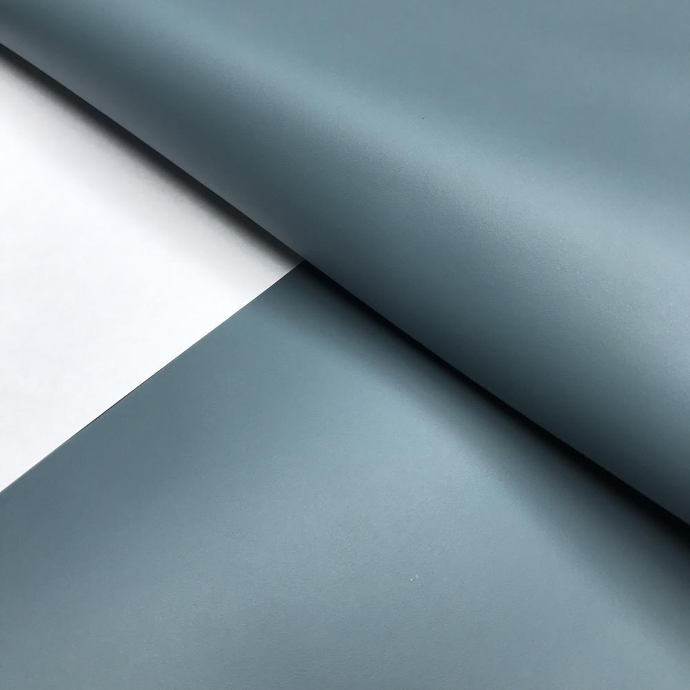Кожа КРС, цвет серо-голубой, 1.4-1.6 мм, Италия (от FENDI)