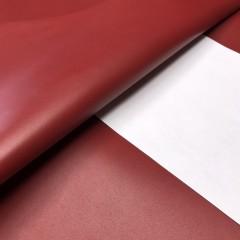 Кожа ягненка, наппа, цвет красный, 0.8-1.0 мм, Италия (для GUCCI)
