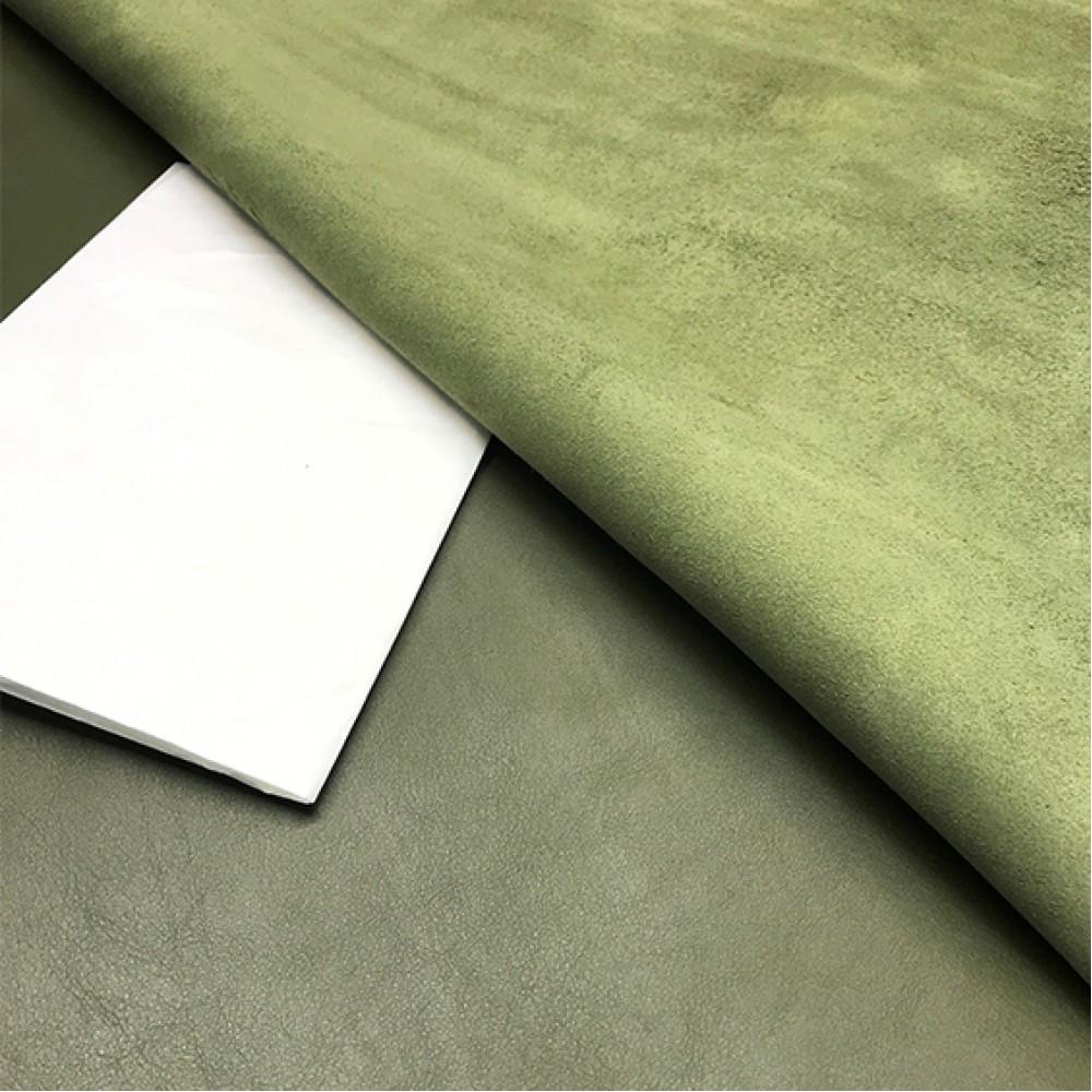 КРС, тёмно-оливковый, 1.2-1.4 мм, ИТАЛИЯ