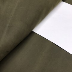 Кожа КРС сrazy horse, цвет оливка, 1.4-1.6 мм, Россия