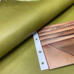Краст РД гладкий, 1.2-1.4 мм, цвет Muschio, ARIZONA RAW LISCIO, LA BRETAGNA, Италия