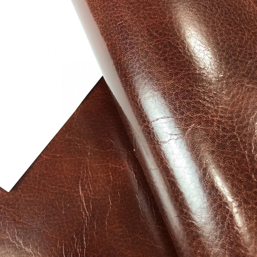 Кожа РД, 1.3 мм, цвет Cognac, INVECCHIATO LISCIO, LA BRETAGNA, Италия