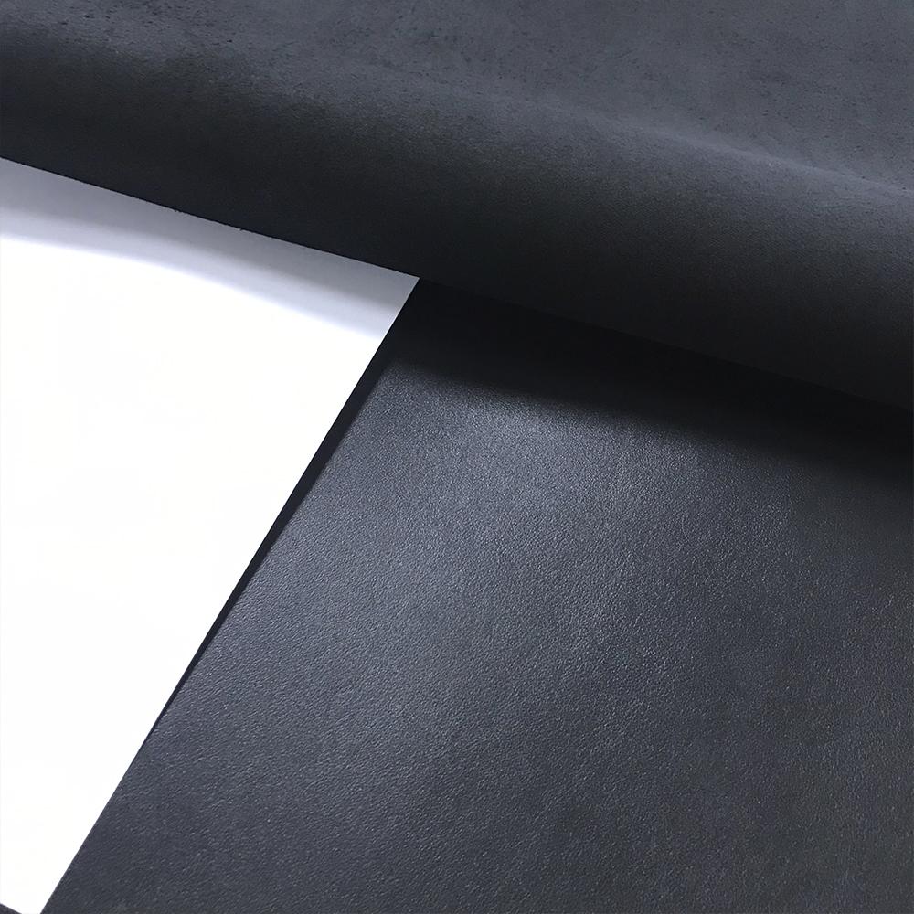 КРС гладкий, 1.1-1.3 мм, TRILLCOLORS, цвет Nero, MASTROTTO, Италия