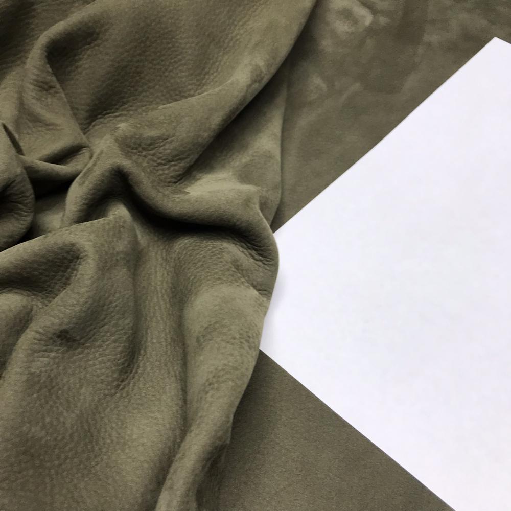НУБУК, 1.2-1.4 мм, KAIROS COLLECTION, цвет Caqui, MASTROTTO, Италия