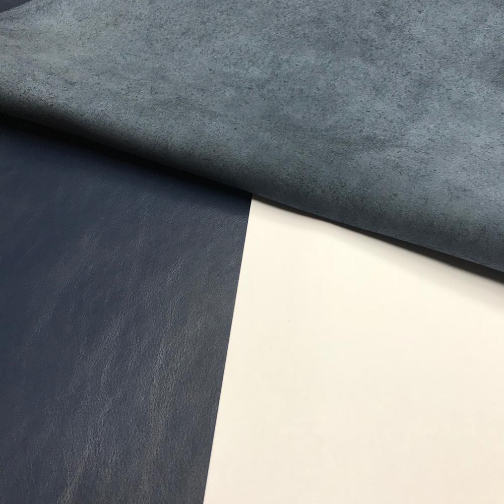 КРС гладкий, 1.1-1.3, NAPPACOLORS, цвет Jeans, MASTROTTO, Италия