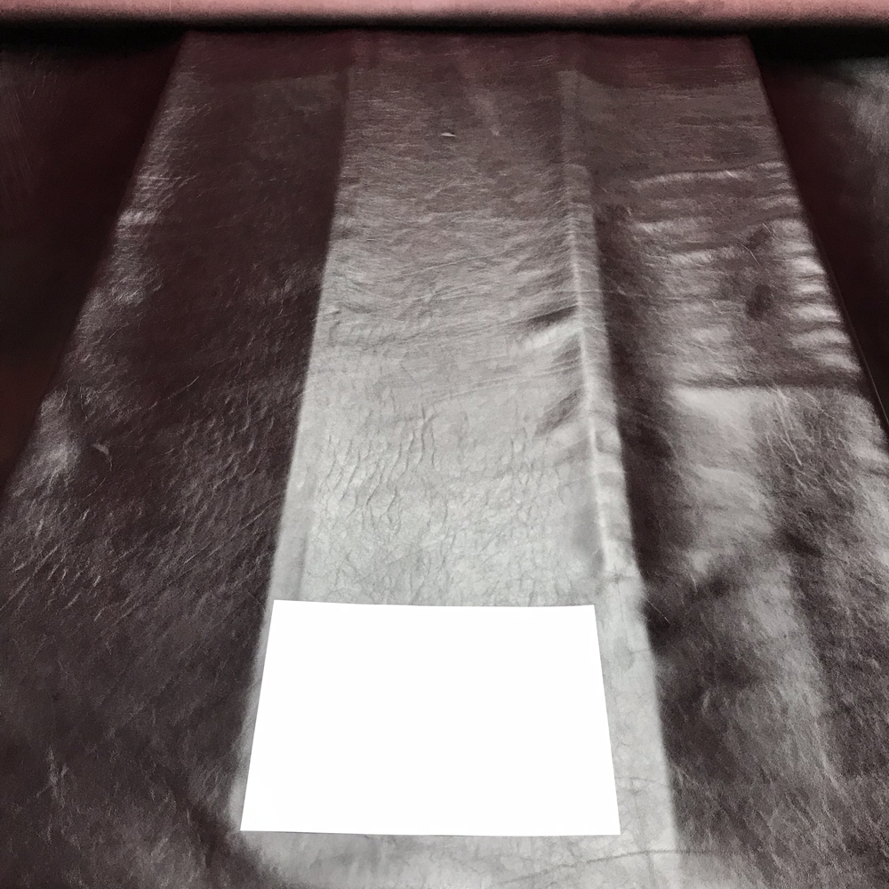 КРС гладкий, 0.9-1.1 мм, CLASSIC COLLECTION, цвет Burgundy, MASTROTTO, Италия