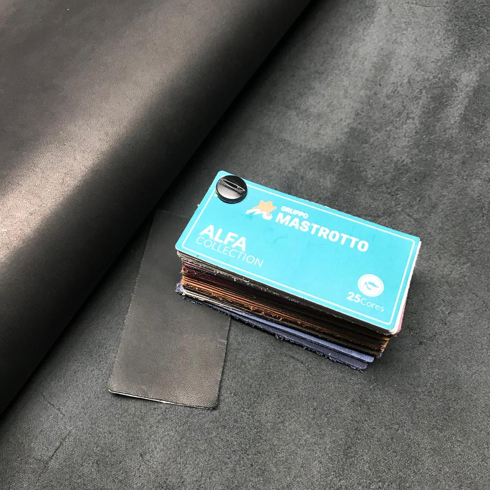 Краст КРС, 1.0-1.2 мм, ALFA COLLECTION, цвет Nero, MASTROTTO, Италия