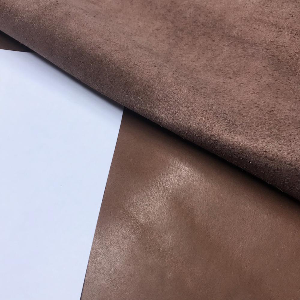 Краст КРС, 1.0-1.2 мм, ALFA COLLECTION, цвет Brown, MASTROTTO, Италия