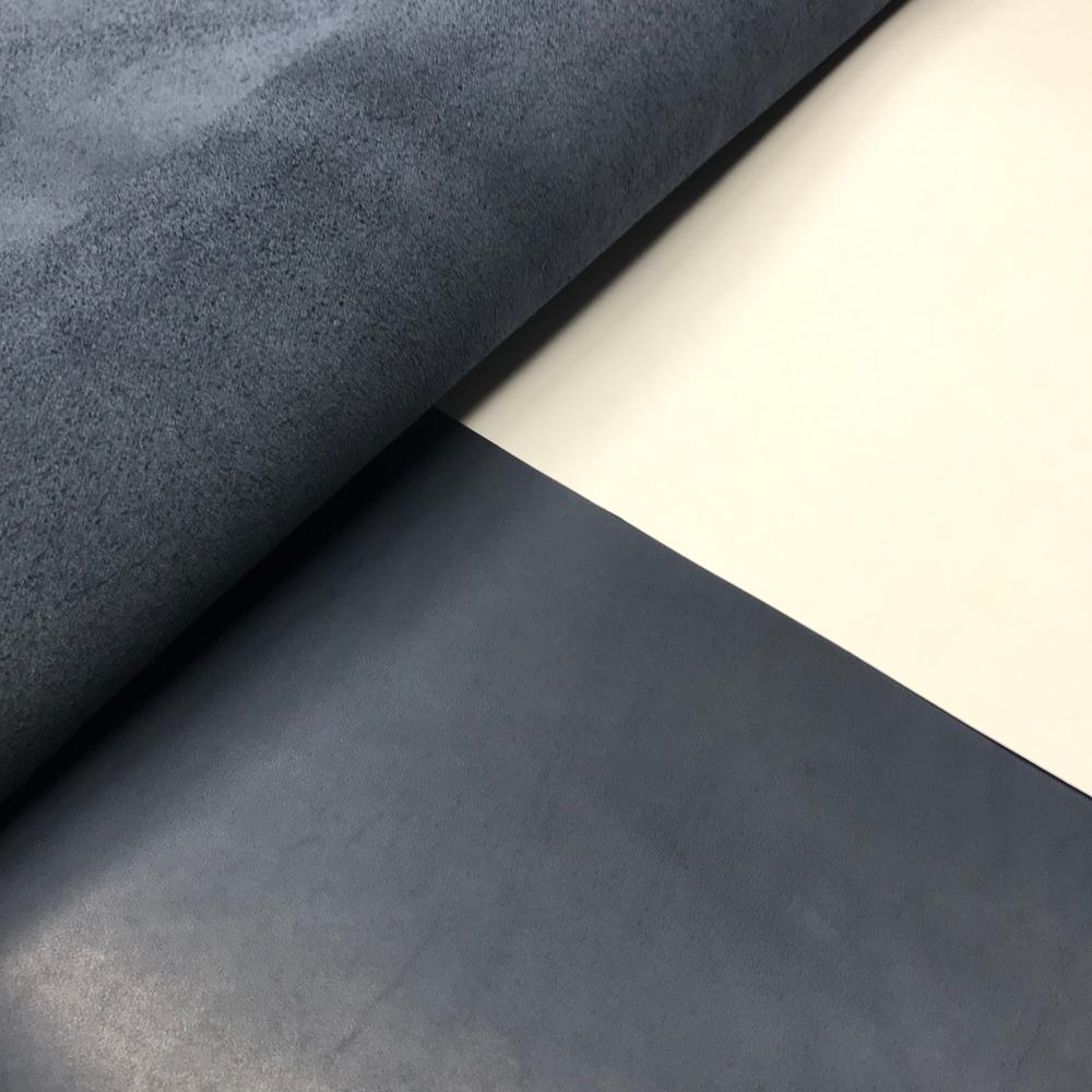 Краст КРС, 1.0-1.2 мм, ALFA COLLECTION, цвет Dark Blue, MASTROTTO, Италия