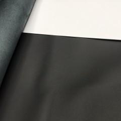 КРС наппа, 1,1-1,3 мм, цвет Nero, Le Mans, MASTROTTO, Италия