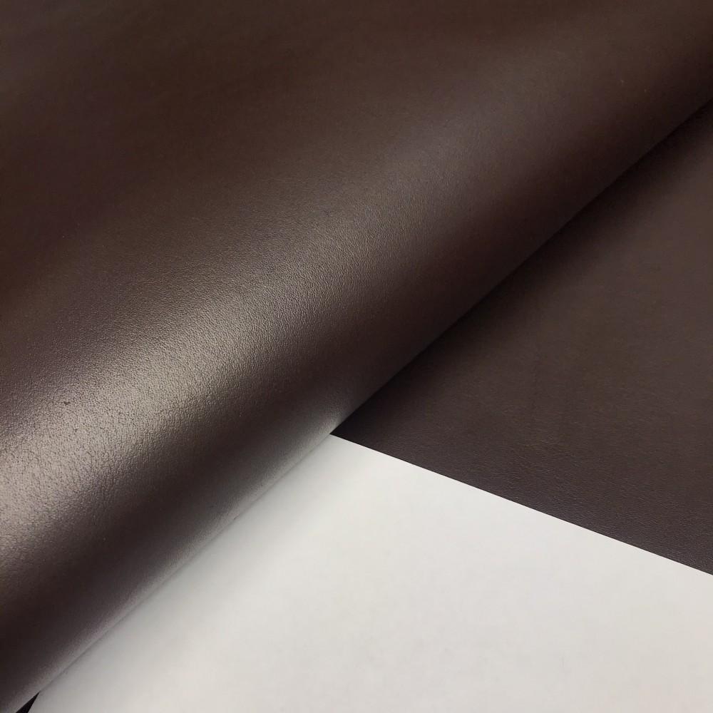 КРС гладкий, 1.1-1.3 мм, NAPPACOLORS, цвет Tabacco, MASTROTTO, Италия