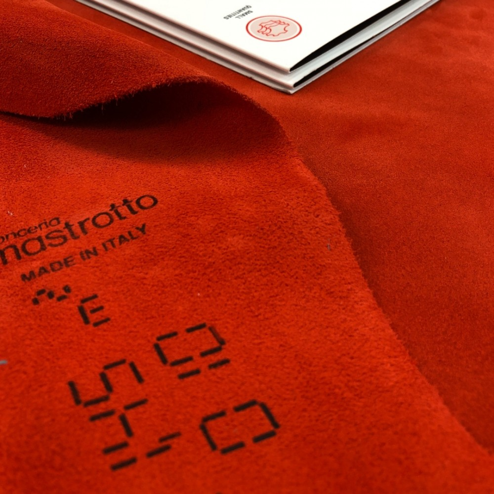 КРС, кроста, 1.2-1.4 мм, VESUVIOCOLORS, цвет Sunstar, MASTROTTO, Италия