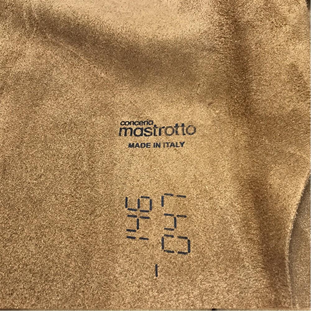 КРС, кроста, 1.2-1.4 мм, VESUVIOCOLORS, цвет Caramel, MASTROTTO, Италия