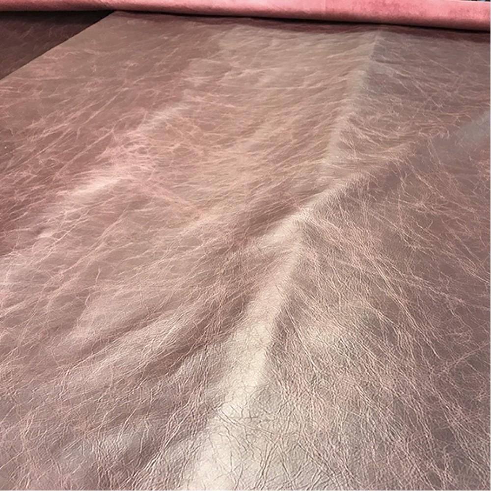КРС с эффектом Pull up, 1,0 мм, TUSCANIA, цвет BORDEAUX, MASTROTTO, Италия