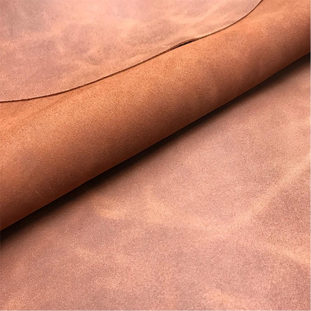 Кожа КРС, ORLANDOCOLORS, 1,4-1,6 мм, цвет Jasper, MASTROTTO, ИТАЛИЯ