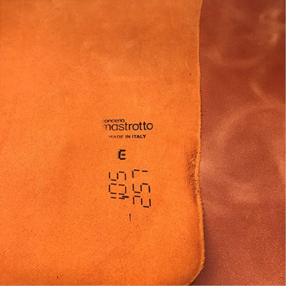 Кожа КРС, ORLANDOCOLORS, 1,4-1,6 мм, цвет Rusty, MASTROTTO, ИТАЛИЯ