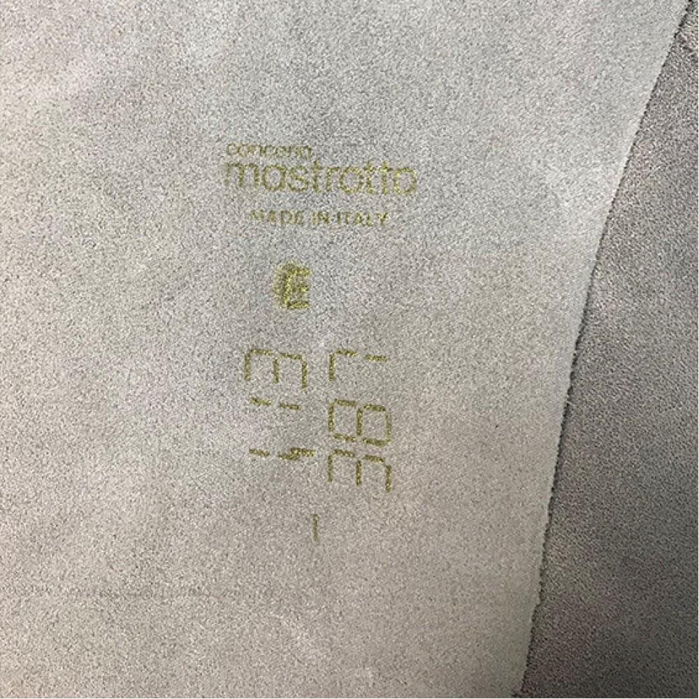 Кожа КРС, ORLANDOCOLORS, 1,4-1,6 мм, цвет Taupe, MASTROTTO, ИТАЛИЯ