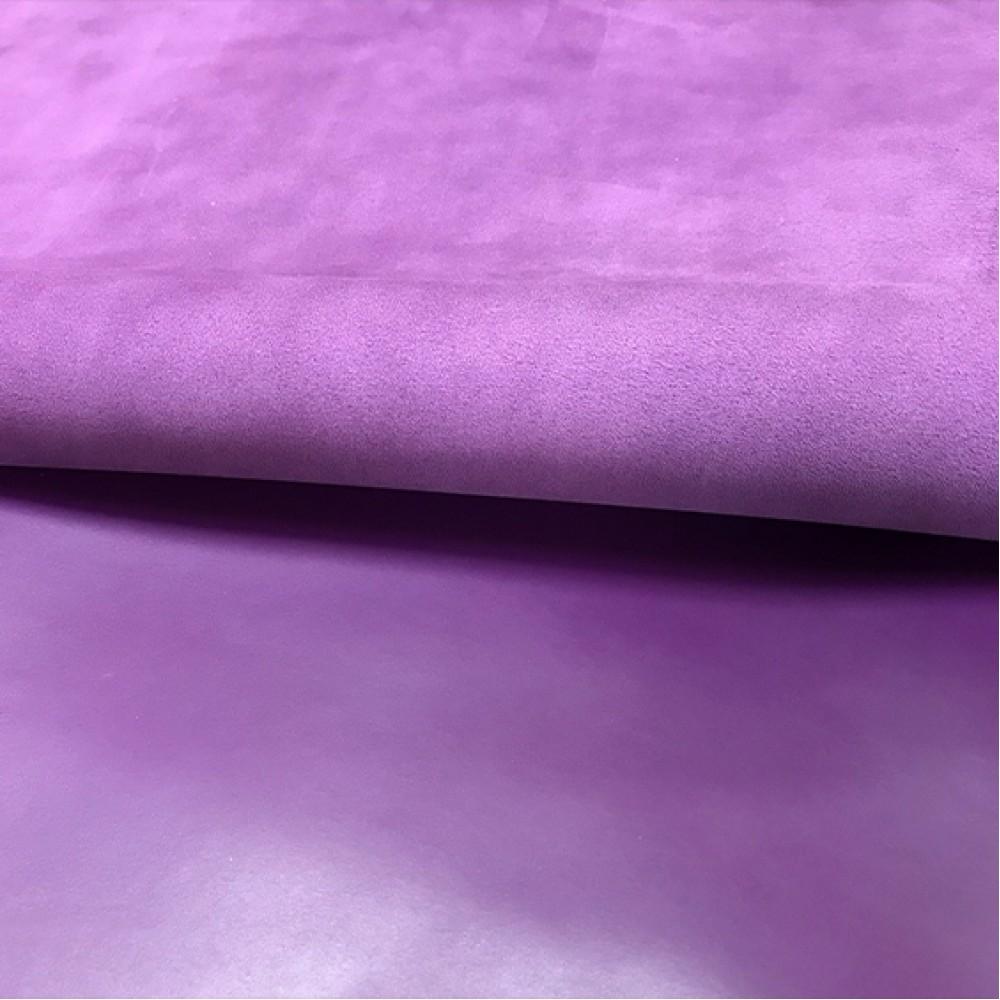 КРС гладкий, 1.1-1.3 мм, NAPPACOLORS, цвет Mauve, Италия