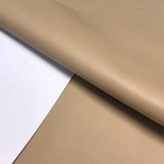КРС гладкий, 1.1-1.3 мм, NAPPACOLORS, цвет Cappuccino, Италия
