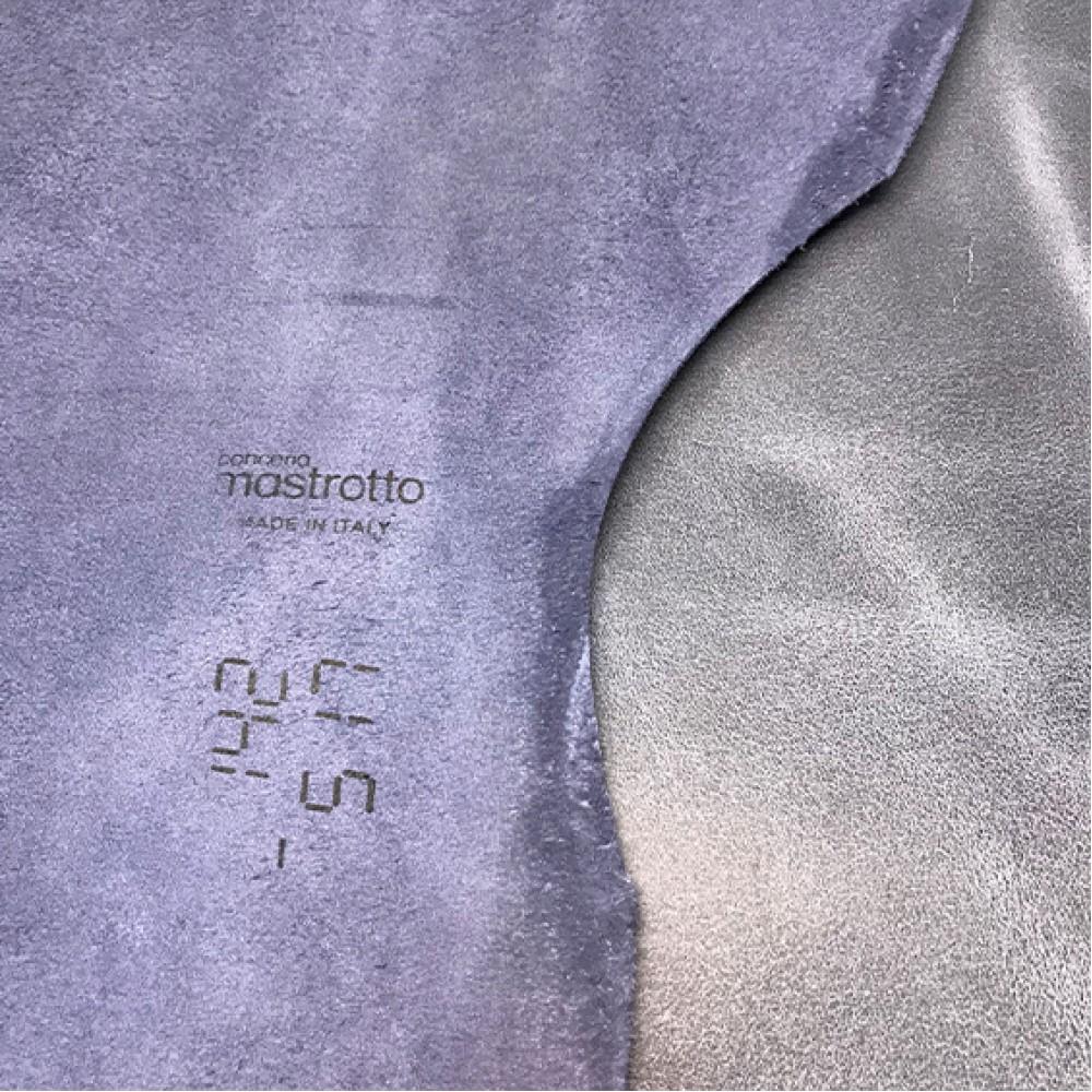 Кожа КРС, ORLANDOCOLORS, 1,4-1,6 мм, цвет Saphir, MASTROTTO, ИТАЛИЯ