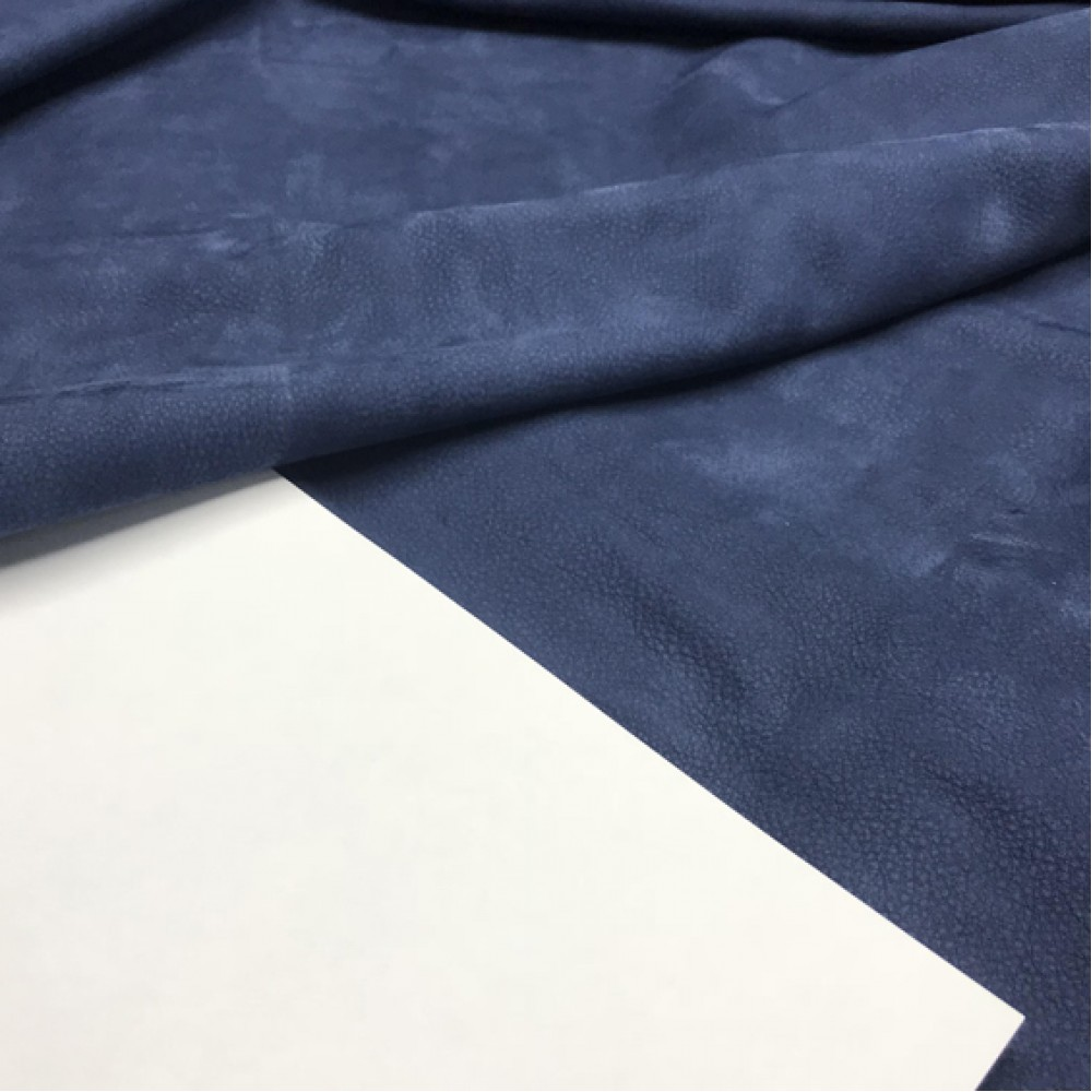 НУБУК, 1.2-1.4 мм, KAIROS COLLECTION, цвет True blue, MASTROTTO, Италия