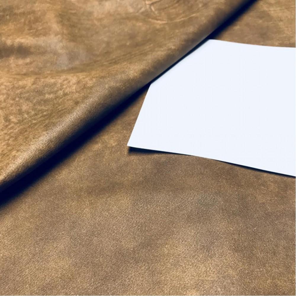 Кожа КРС, SEQUOIA COLLECTION, цвет Cuoio, 0.9-1.1 мм, MASTROTTO, ИТАЛИЯ