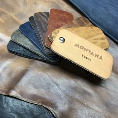 Кожа для ремней и сумок фабрики Montana (обзор)