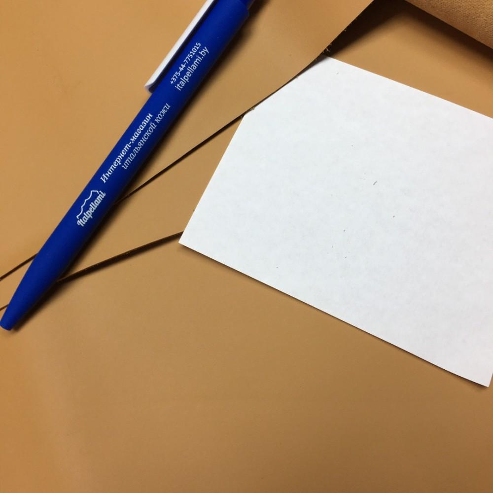 Кожподкладка, 0.8-1.0 мм, цвет Загар, PETROCCHI, Италия