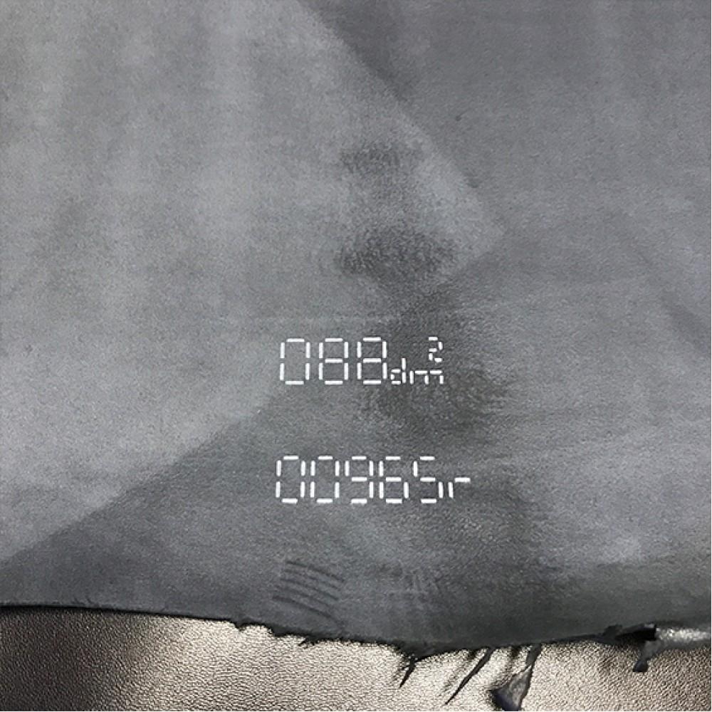 Наппа овцы, чёрная, сорт ЭКСТРА, 0.8-1.0 мм, STEFANIA, Италия