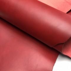 Пола растительного дубления, 1.6-1.8 мм, цвет 09 red, BUTTERO, WALPIER, Италия